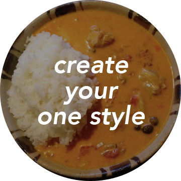 create your one style